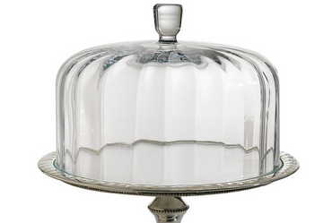 Heritage Austin Crystal Cake Dome