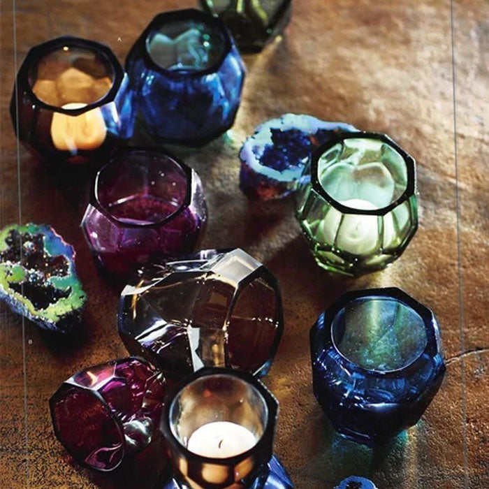 Carat Votive Holder Set of 6