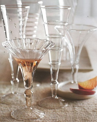 Tula Champagne Flutes Set of 6