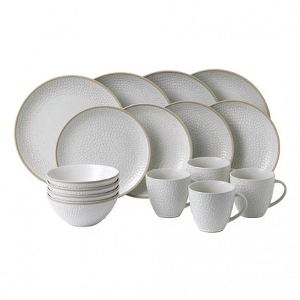 Maze Grill White Hammer  16-Piece Set