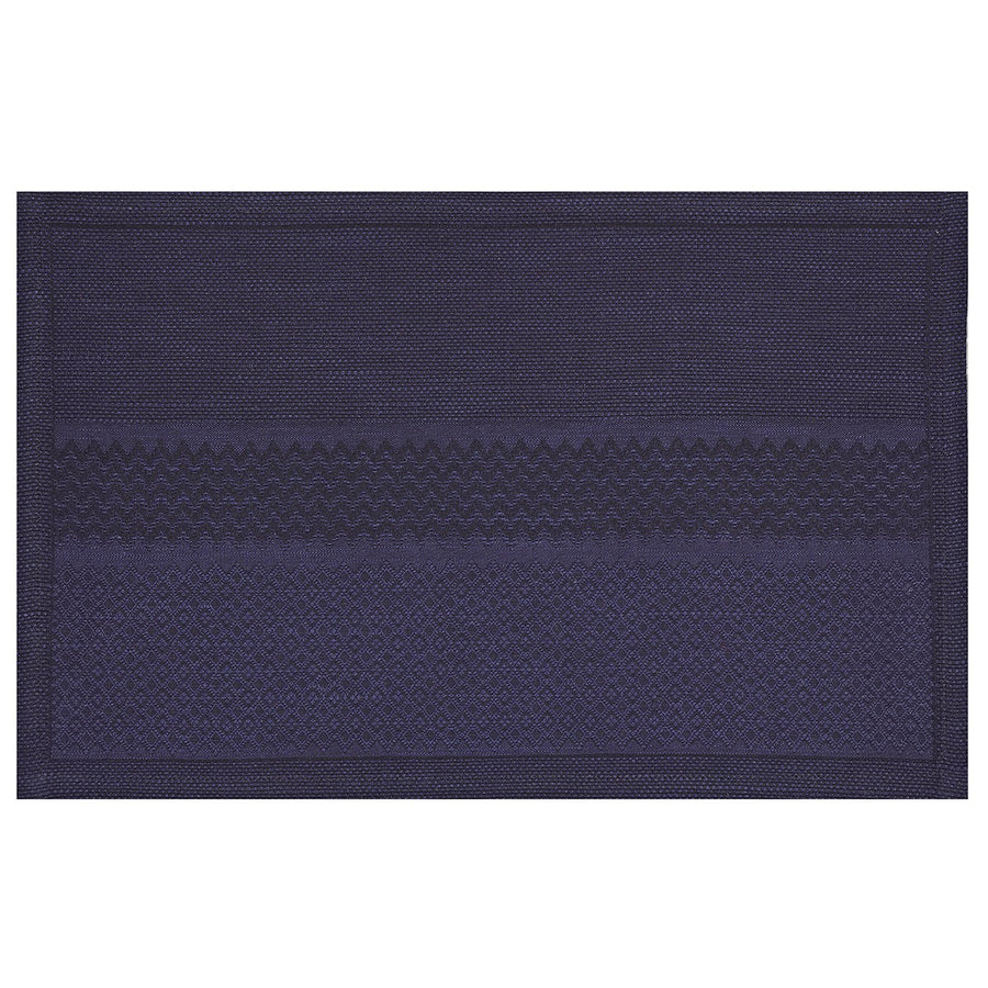 Slow Life Cobalt Napkin Set of 4