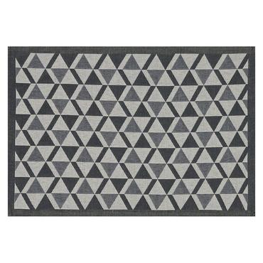 Bistronome Marcel Grey Coated Placemat Set of 4