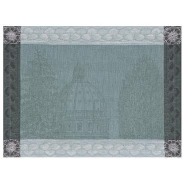 Symphonie Baroque Smoke Placemat Set of 4