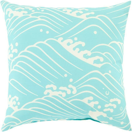 Mizu Pillow Green Neutral