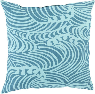 Mizu Pillow Blue