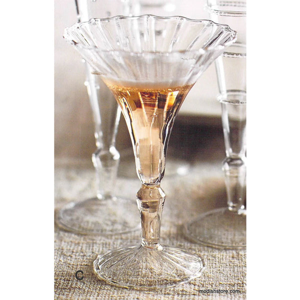 Tula Cocktail Coupe Set of 6