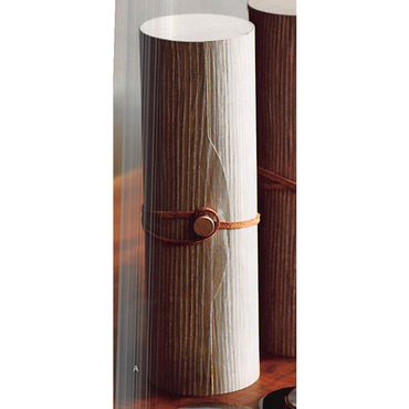Birch Bois Fonce Wine Bottle Cylinder