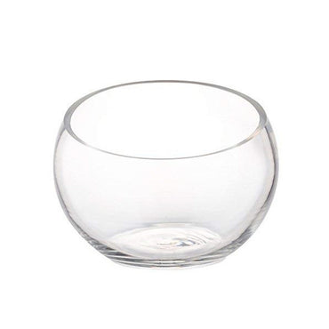 Mkono Air Plant Terrarium Succulent Glass Bowl Shaped