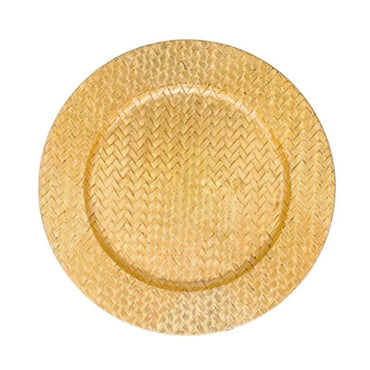 Home Essential Gold Charger Plate