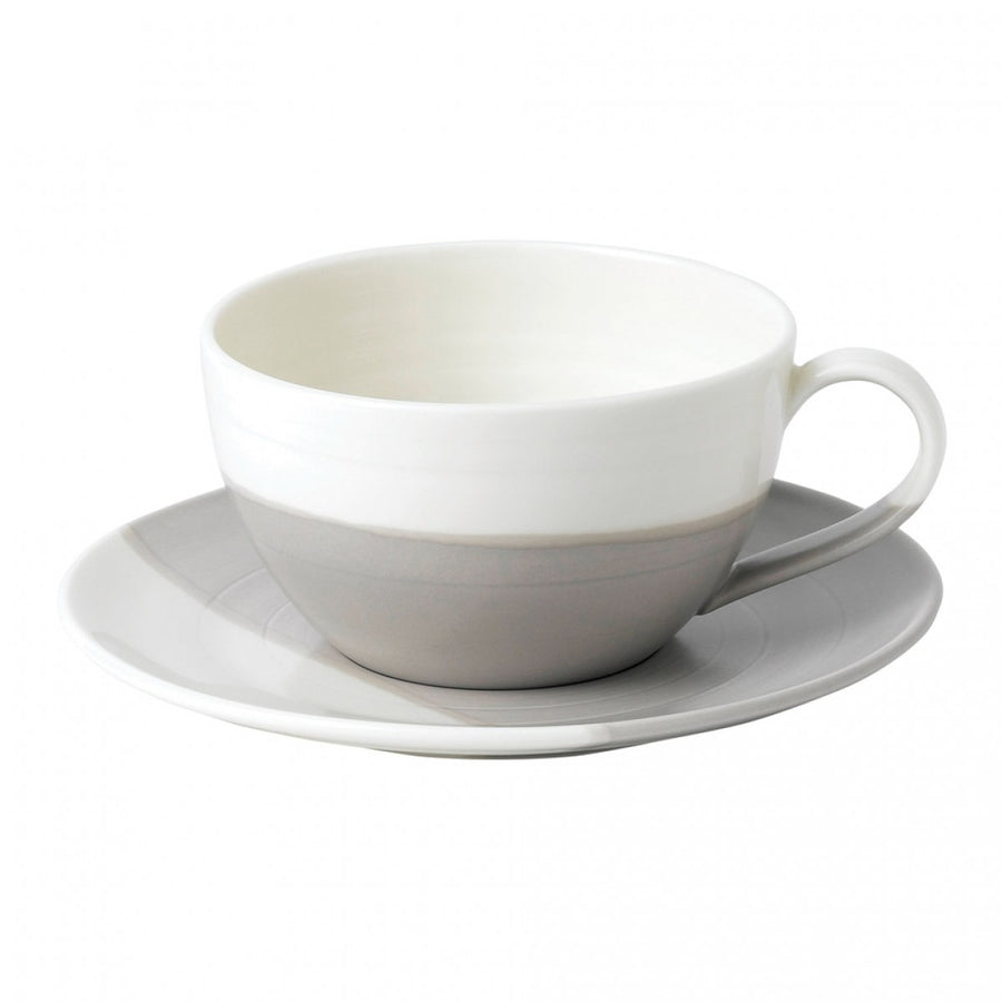 Coffee Studio Latte Cup & Saucer Set of 4