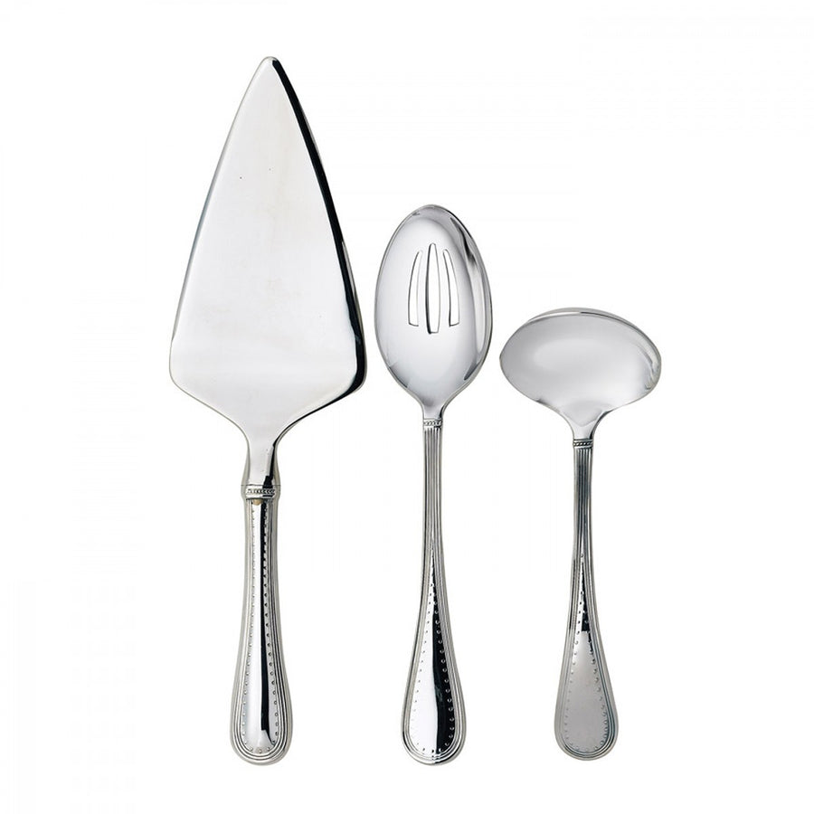 Grosgrain 3-Pieces Serving Set