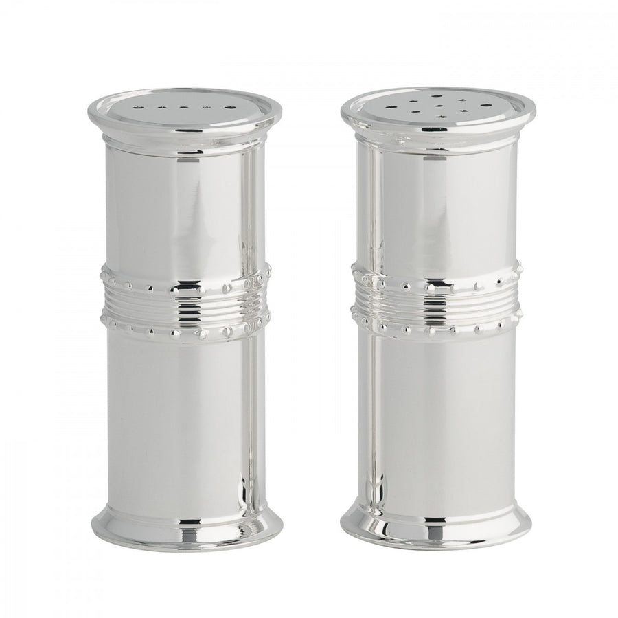 Vera Wang Salt & Pepper Gros Grain