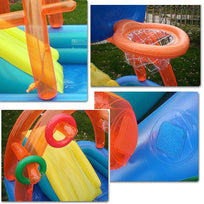 Load image into Gallery viewer, Inflatable Swimming pool with Slide for Kids 4-9 working days Shipped by DHL/Fedex Ableasy