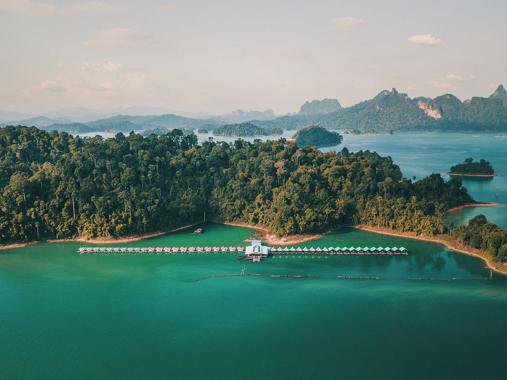 Khao Sok Smiley Lakehouse