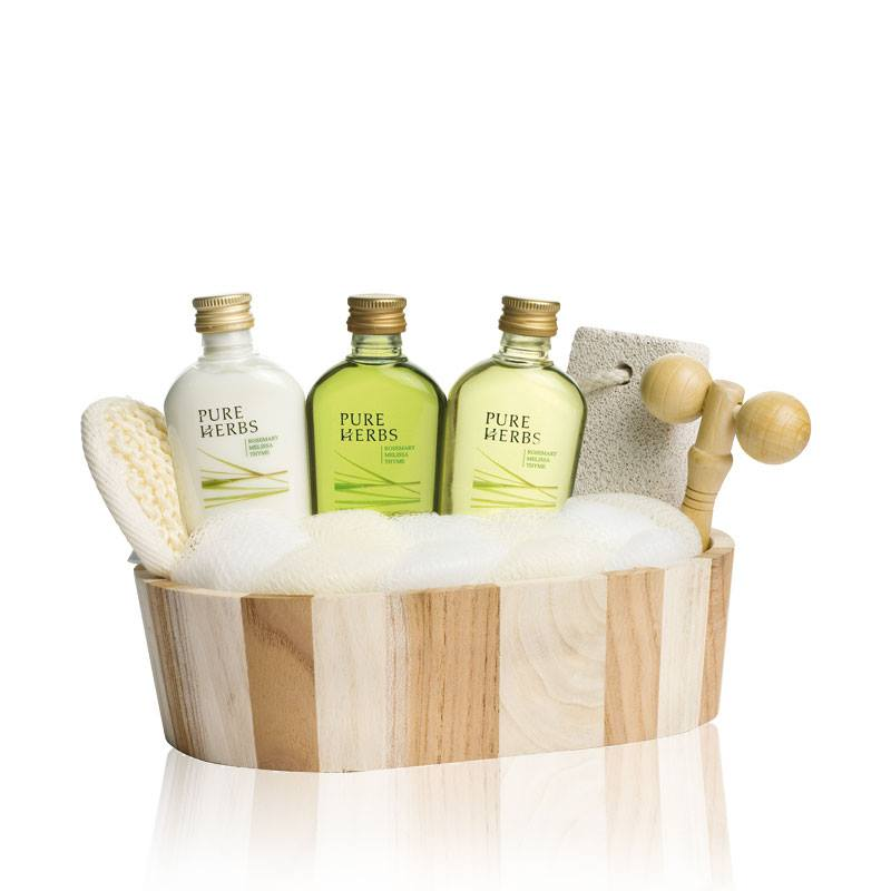 Winnaars Pure herbs Wellness Set