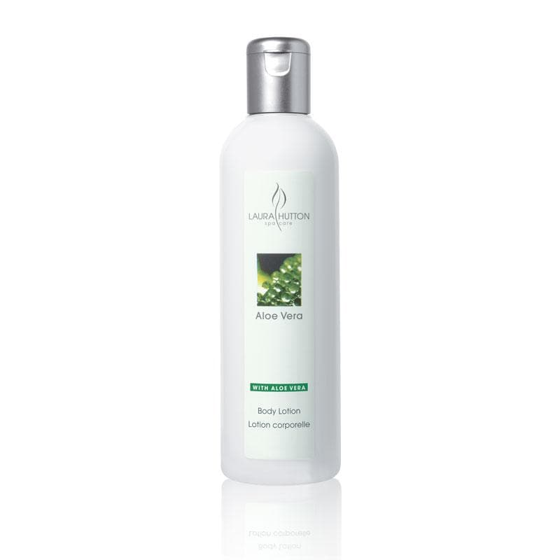 Aloe Vera Body Lotion, Laura Hutton 250ml
