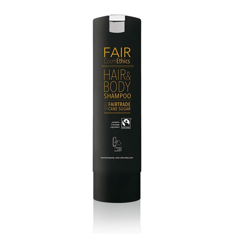 Fair CosmEthics Smart Care Set, 2x Hair & Body + 2x Conditioner + Holders