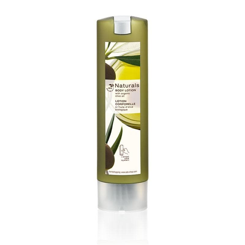 Naturals Body Lotion organic olive oil  - smart care, 300ml