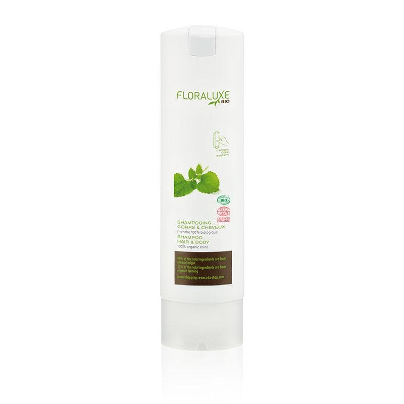 Floraluxe Shampoo Hair & Body - smart care, 300ml