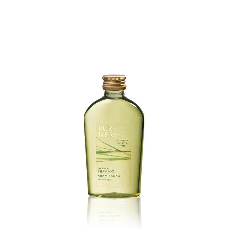 Pure herbs shampoo 60ml