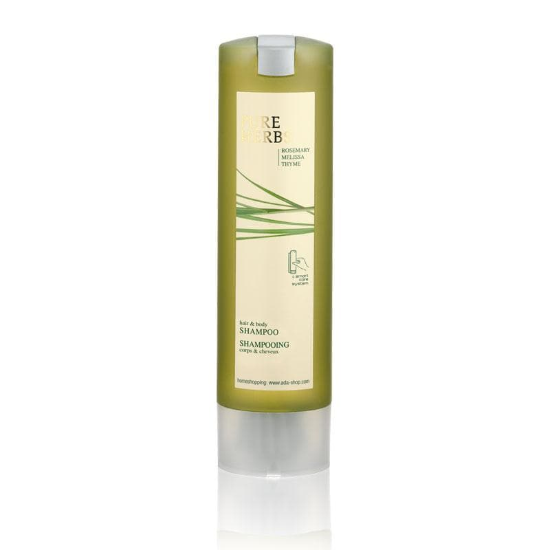 Pure Herbs Shampoo Hair & Body - smart care, 300ml