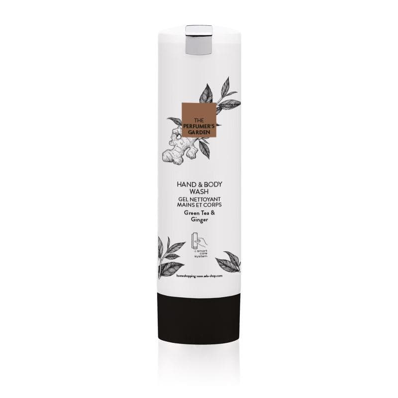 The Perfumer's Garden Hair & Body shampoo - smart care, 300ml