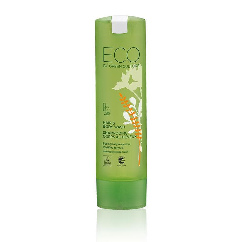 Eco by Green Culture Hair & Body Wash - smart care, 300ml