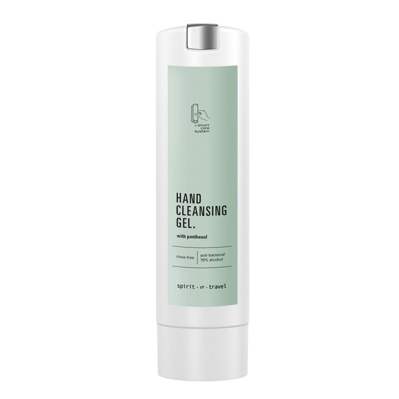 Spirit of Travel, Hand Cleansing gel 300ml, Hand Desinfect. Smart Care