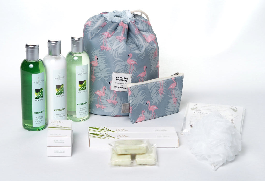 Laura Hutton & Pure Herbs Gift Set