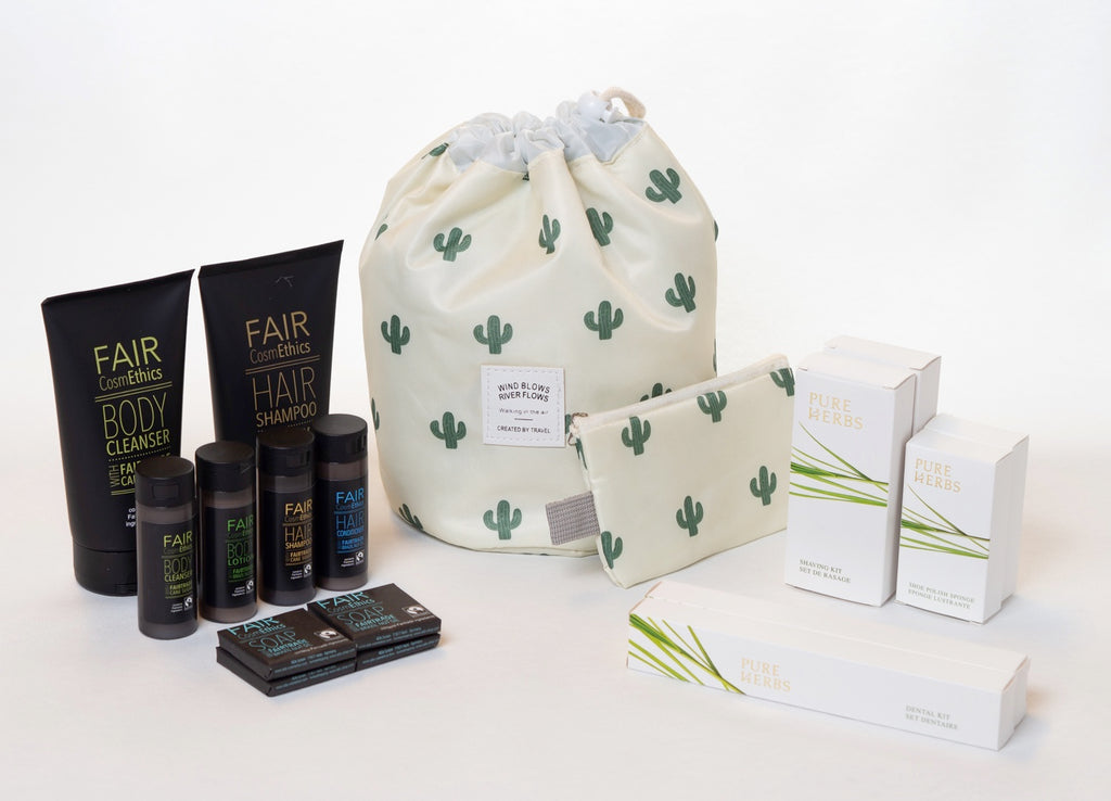 Fair Trade & Pure Herbs Gift Set