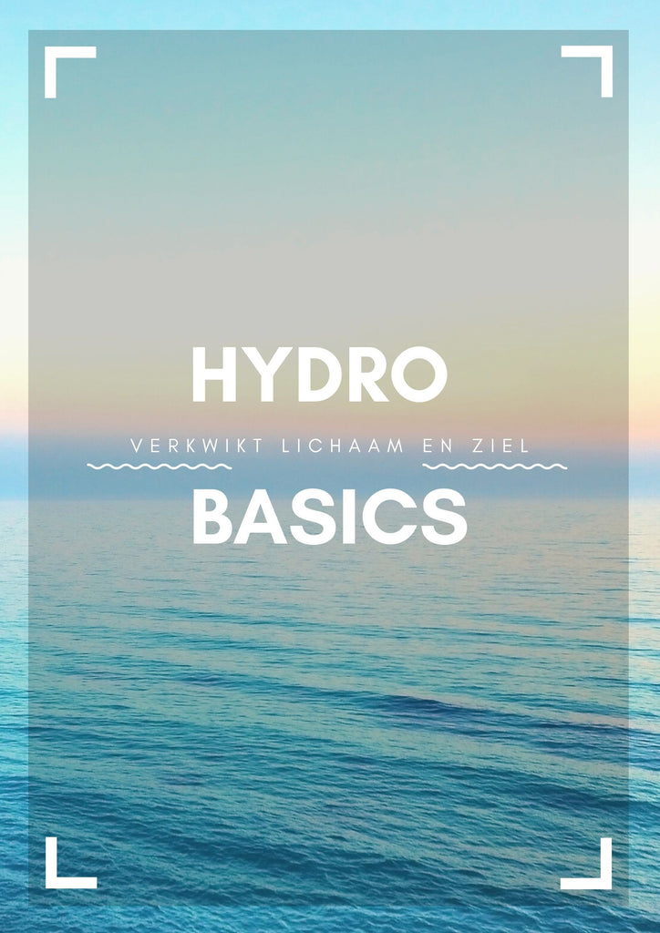 Hydro Basics Shampoo Hair & Body - smart care, 300ml
