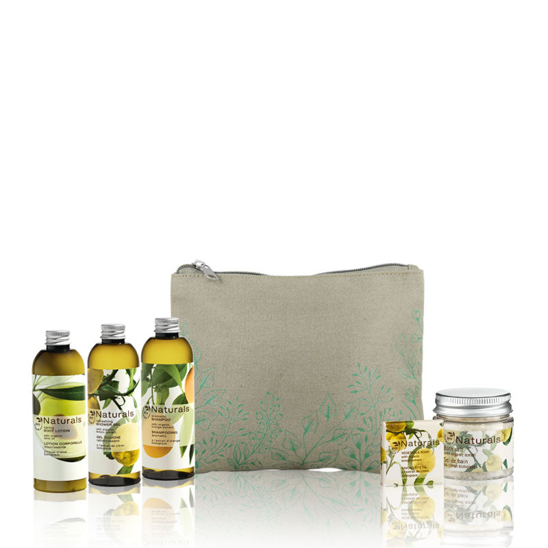 Naturals Body care set
