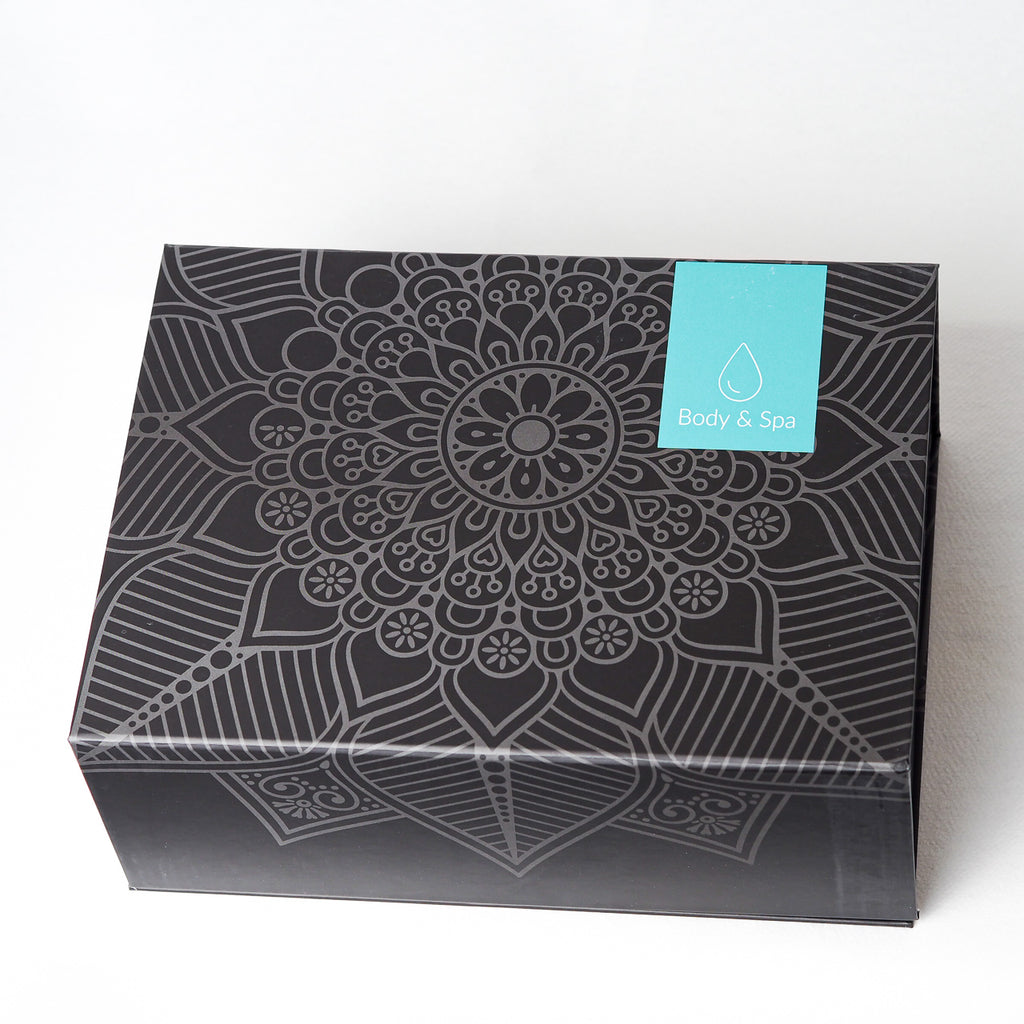 Fair Trade gift set met geurkaars