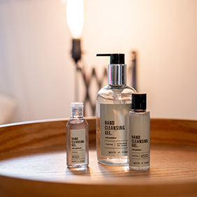 Spirit of Travel, Hand Cleansing gel 300ml, Hand Desinfect.