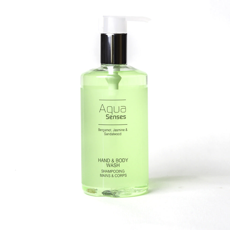 Aqua Senses Hand & Body Wash, Green 300ml