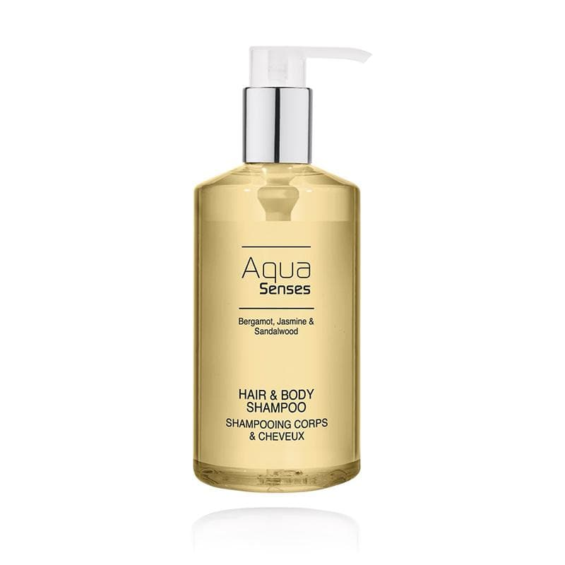 Aqua Senses Hair & Body Shampoo 300ml