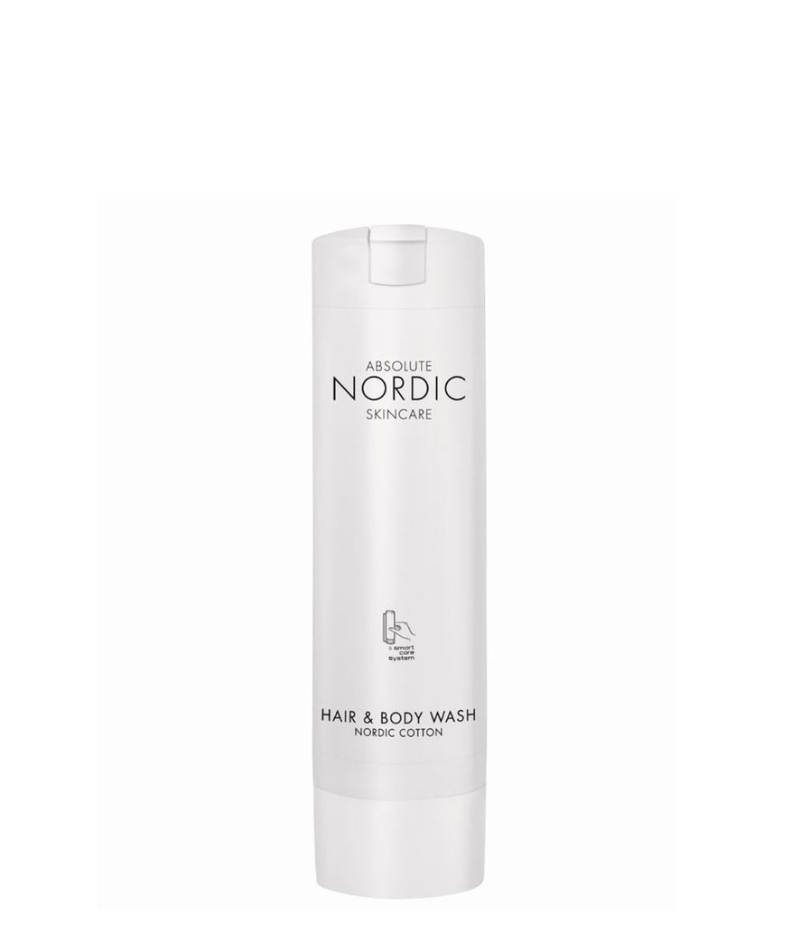 Absolute Nordic Skincare Hair & Body wash 300ml Smart Care