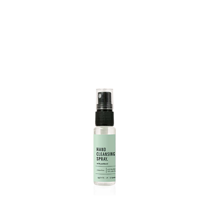 Spirit of Travel, Hand Desinfect Spray 30ml