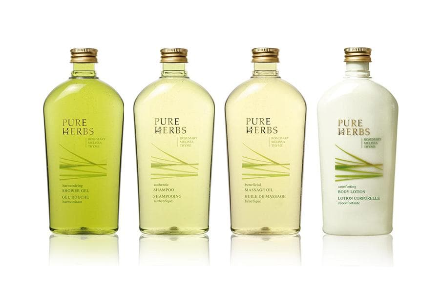 Pure Herbs 250ml set