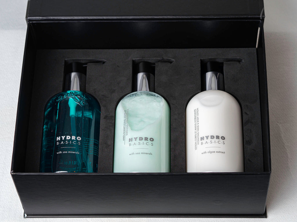 Hydro Basics gift set