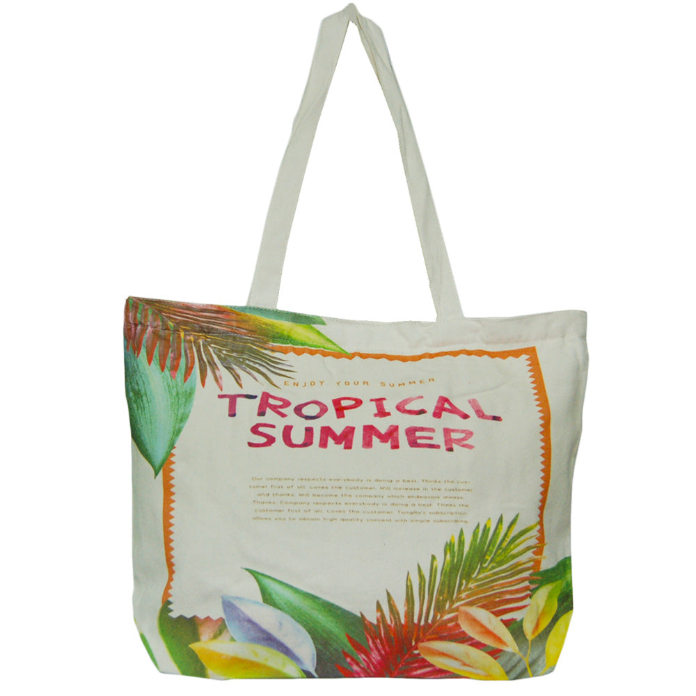 Tropical summer tas nr. 4