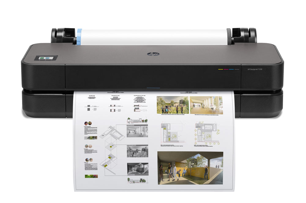 "HP DesignJet T230 24"" Printer (5HB07A)"