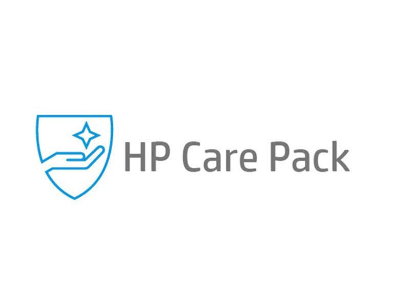 HP CarePack 4-year On-Site NBD for ZBook