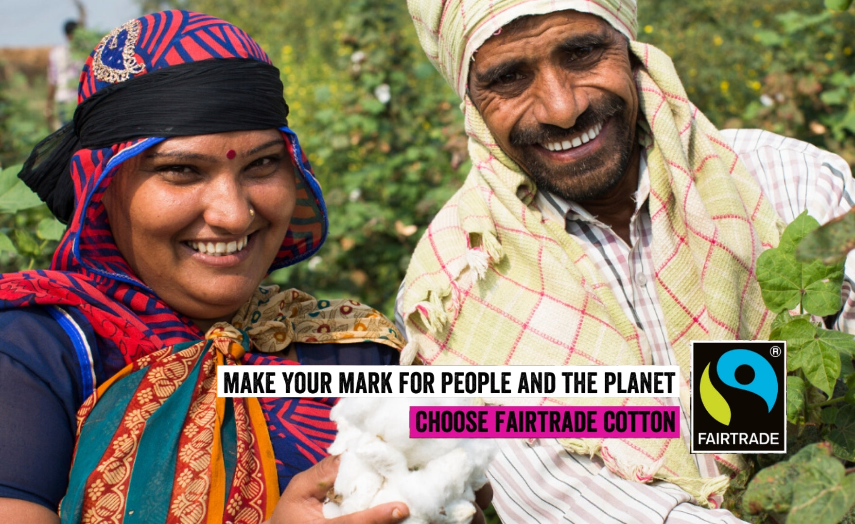 Celebrating Fairtrade Fortnight 7 - 20 August