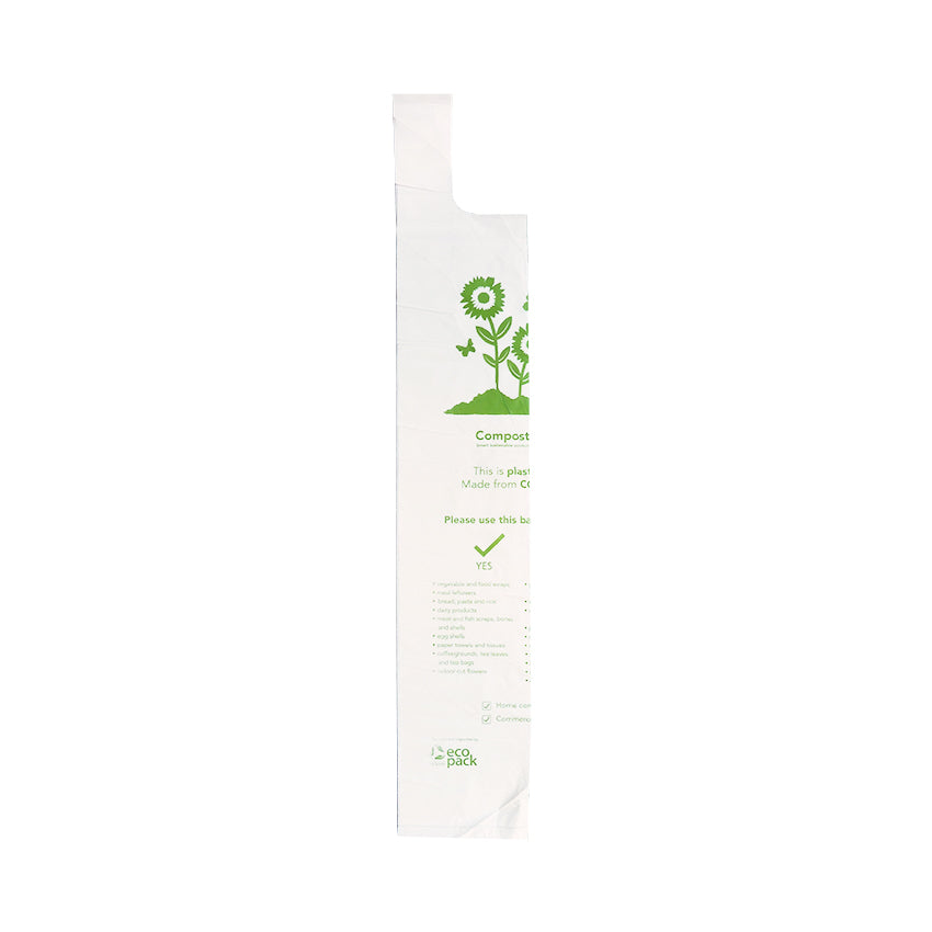 ED-2060 Compostable/Biodegradable Bin Liners 60L