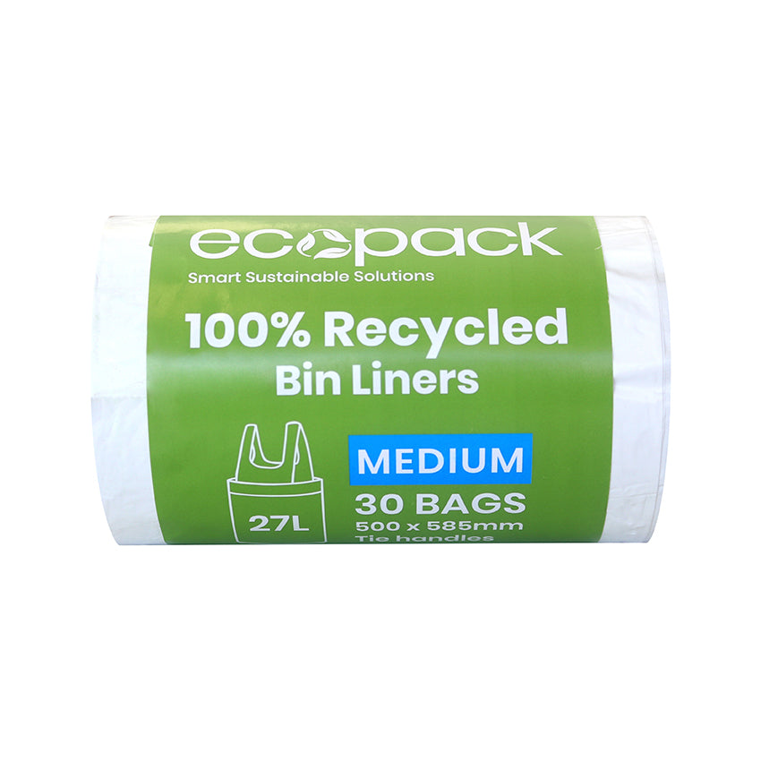 ED-9027 Recycled Bin Liners 27L
