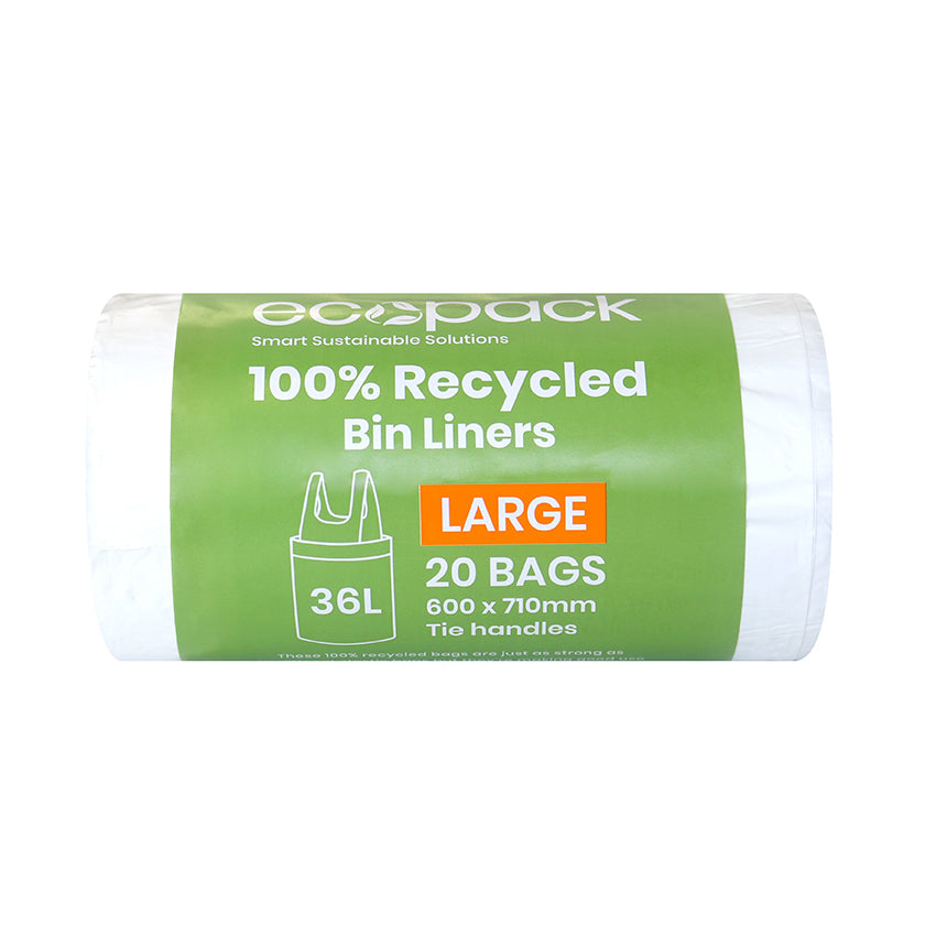 ED-9036 Recycled Bin Liners 36L