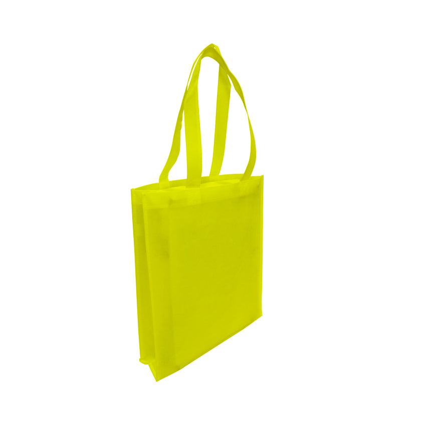 ENW-110 Non-Woven Tote Bag with Gusset