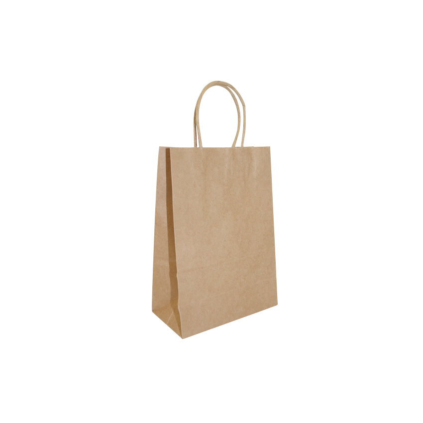 EP-TH04 Small/Accessory Twisted Handle Paper Bags - Set of 25
