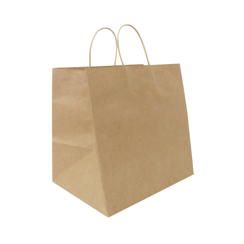 EP-TH05 Extra Wide Twisted Handle Paper Bags - Set of 25